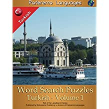 Parleremo Languages Word Search Puzzles Turkish: 1