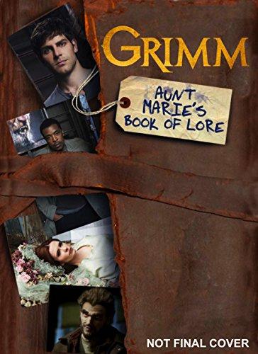 Grimm Aunt Maries Book of Lore [Titan Books] (Tapa Blanda)