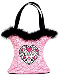 DansBagz by Danshuz Womens Zebra Dancer Duffel Bag