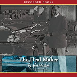The Deal Maker Audiobook