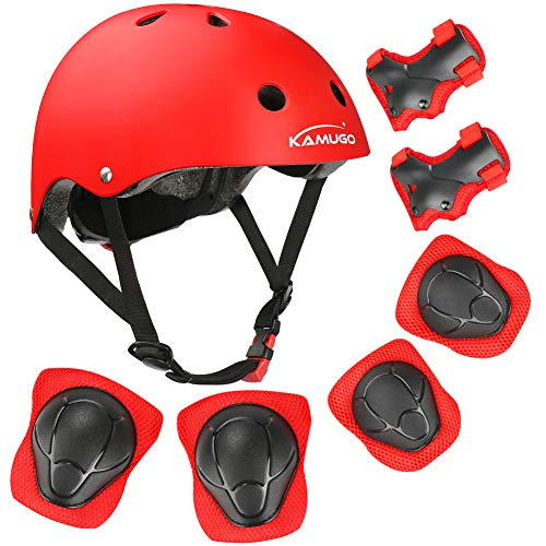 KAMUGO Kids Bike Helmet