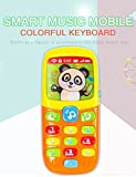 Coolle Baby Cell Phone Toys | Toy Mobile Phone