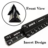Architectural Scale Ruler, Engineering Scale and 12