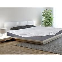 SLEEPLACE 10 inch Ultra Comfort-03 Multi Layer Memory Foam Mattress (TWIN)
