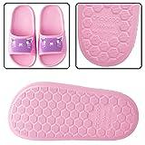 dripdrop Girls Boys Slide Sandals Bath Shower