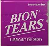 Alcon Bion Tears Single-Use Vials, 28 Count