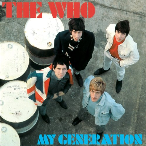 The Who - My Generation - (5372740) - DELUXE EDITION BOXSET - 5CD - FLAC - 2016 - WRE Download