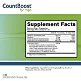 CountBoost for Men Fertility Supplement, FertilAid