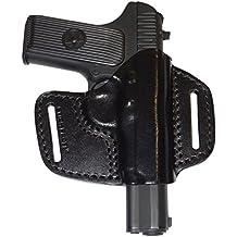 STICH PROFI Tokarev TT (TT-33), Zastava M-57, Zastava M-70, Zastava M88, Zastava M88A, Norinco OWB Gun Holster, Genuine Leather, RH, Black