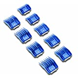ANDIS Pet Small Animal Clipper Combs, 9-Piece Set (12860)