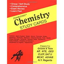 Exambusters Chemistry Study Cards: A Whole Course in a Box