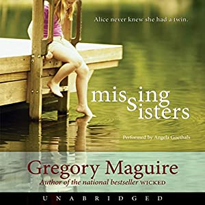 Missing Sisters Audiobook