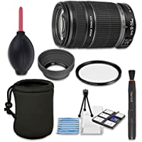 Canon EF-S 55–250mm f/4–5.6 IS II Lens - International Version (No Warranty)