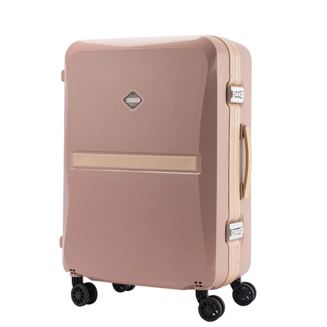荷物ビジネスTSAスーツケース軽い学生トロリーケース24インチ   B07HK76R91