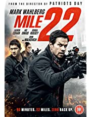 Save 20% off on Mile 22 DVD and Blu-ray