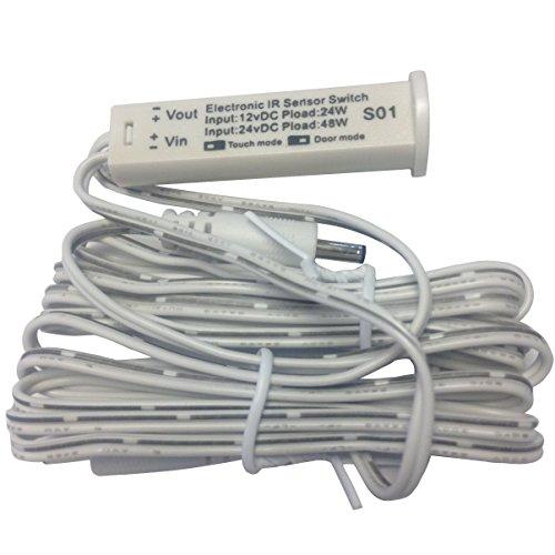 LED2020 IR Sensor Switch with 2 Male Plug