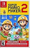 Super Mario Maker 2 + Nintendo Switch Online Bundle