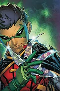 Book Cover: Teen Titans Vol. 1: Damian Knows Best