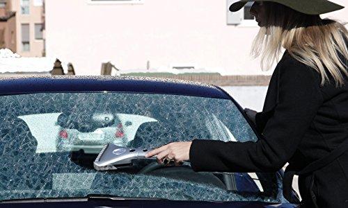 LINEATIELLE Sbrinatore Parabrezza Elettrico da Auto