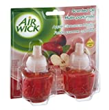 Air Wick Apple Cinnamon Medley Scented Oil Refills 1.34 OZ (Pack of 18)
