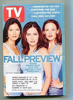 TV Guide-September 15-21-2001-Kentucky Edition