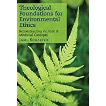 Theological Foundations for Environmental Ethics: Reconstructing Patristic & Medieval Concepts
