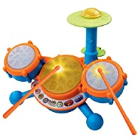 VTech KidiBeats Kids Drum Set