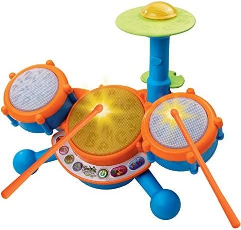 picture of VTech KidiBeats Kids Drum Set