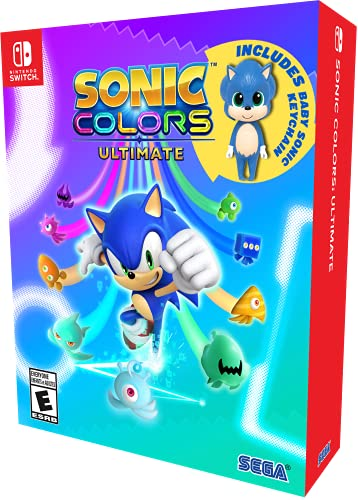Sonic Colors Ultimate: Launch Edition – Nintendo Switch