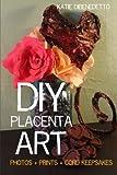 DIY Placenta Art: Prints + Photos + Cord Keepsakes