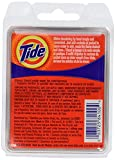 Tide Travel Sink Packets 3ct Laundry Detergent for Hiking, RV, Camping, Backpacking, Outdoors, International (Pack of 12)