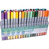 Copic Markers Ciao 72-Piece Stamping Set