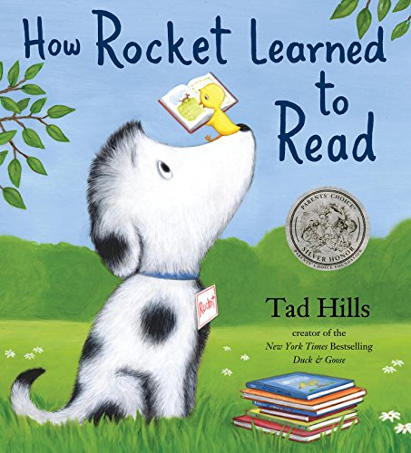 How Rocket Learned to Read (A Letter To A Best Friend On Friendship)