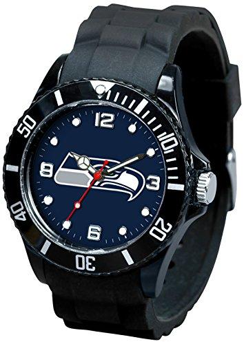(Rico Industries NFL Seattle Seahawks Spirit Adult Watch)