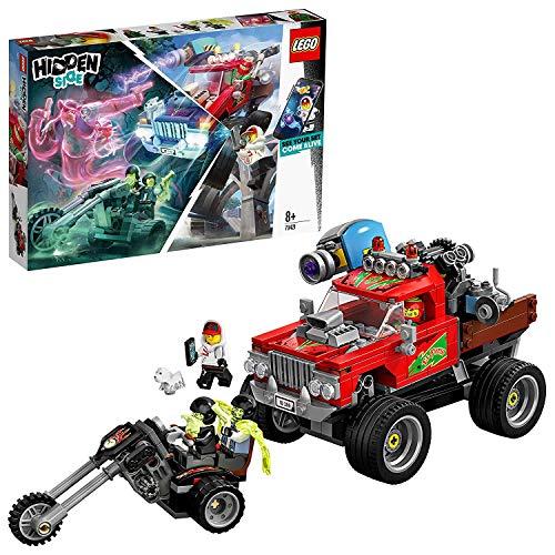 레고(LEGO) 히든사이드 엘 후에고의 고스트 헌트 트럭 70421