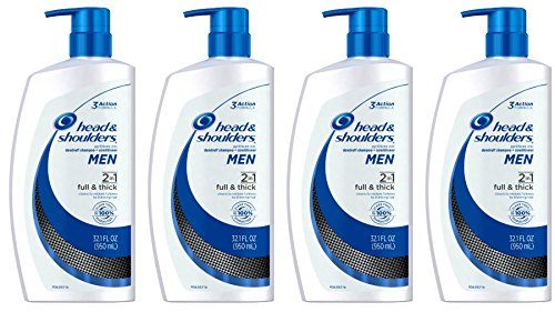 Head and Shoulders Full & Thick Dandruff Shampoo + Condition