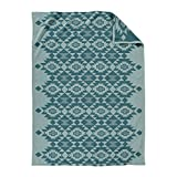 Pendleton Yuma Star Sky Organic Cotton King Blanket