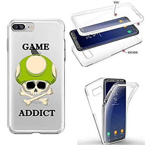 coque iphone 8 plus geek