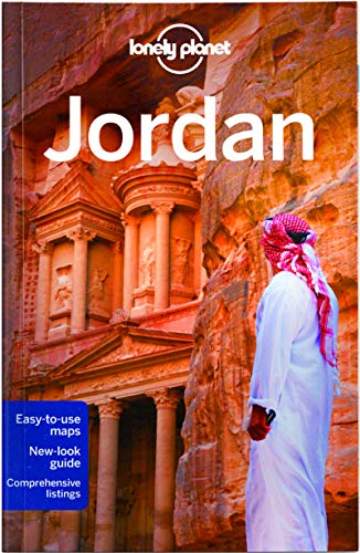 Lonely Planet Jordan (Travel Guide)...