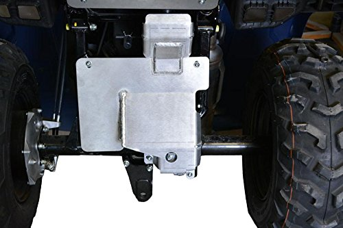 man TRX 500 Fourtrax Rear Differential Skid Plate By Ricochet off-Road 524 ()