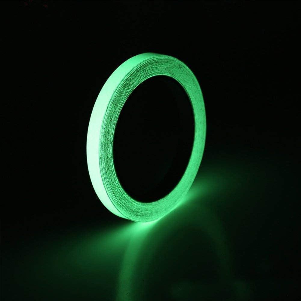 hahuha Toy Leuchtband selbstklebendes Leuchten in der dunklen Sicherheitsstufe Home Warnband