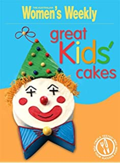 Childrens Birthday Cake Book Australian Womens Weekly Home - Kids birthday cakes australian womens weekly essential paperback