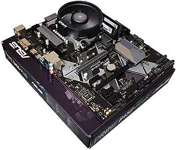 ADMI CPU Motherboard Bundle: AMD Ryzen 9 3900 12 Cores, 4.3GHz Boost, ASUS Prime B450 Plus Placa Base 0 RAM: Amazon.es: Electrónica