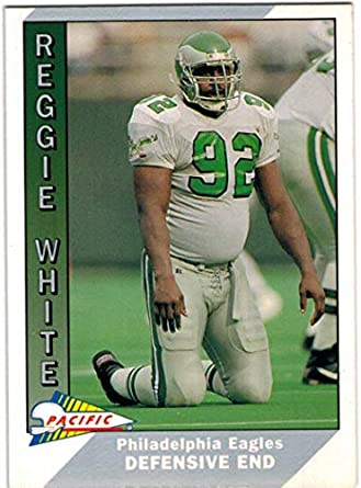 397feae0919 1991 Pacific with Update Philadelphia Eagles Team Set with Reggie White &  Randall Cunningham - 23