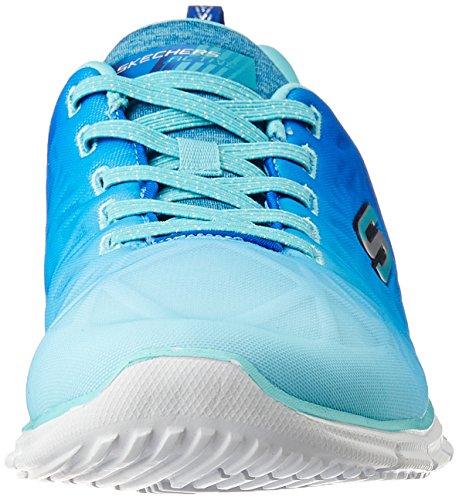 Sport Blue Fashion Skechers Sneaker Zealous Women's Navy nvwq7xqfAW