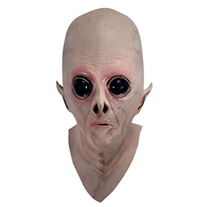 ybbghio Halloween de Miedo repugnante Forma de la máscara de ...