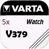 VARTA pILES bOUTON Lot de 5  - V379