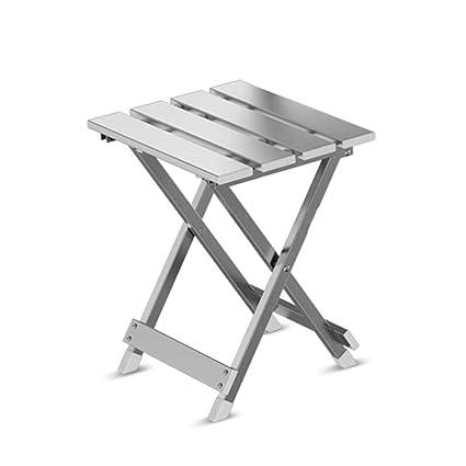 Sgabelli Pieghevoli Alluminio.Kkcd Sgabelli Pieghevoli Sgabello Pieghevole In Alluminio