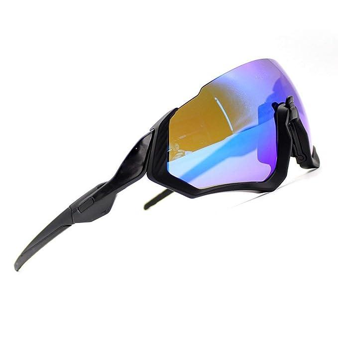Gafas de sol ciclista polarizadas fosforitas baratas
