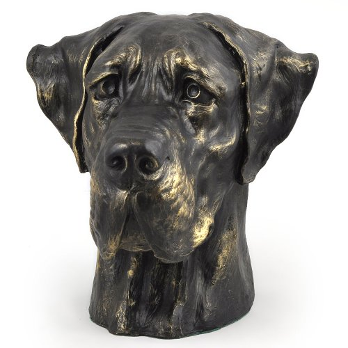 Great Dane, memorial, urn for dog's ashes, - Dane Great Urn